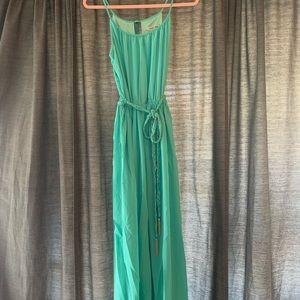 Aqua Aphrodite Dress 👗